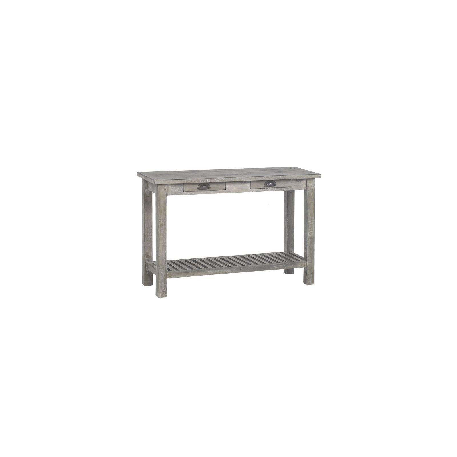 Console PM Vendôme Manguier - meuble classique