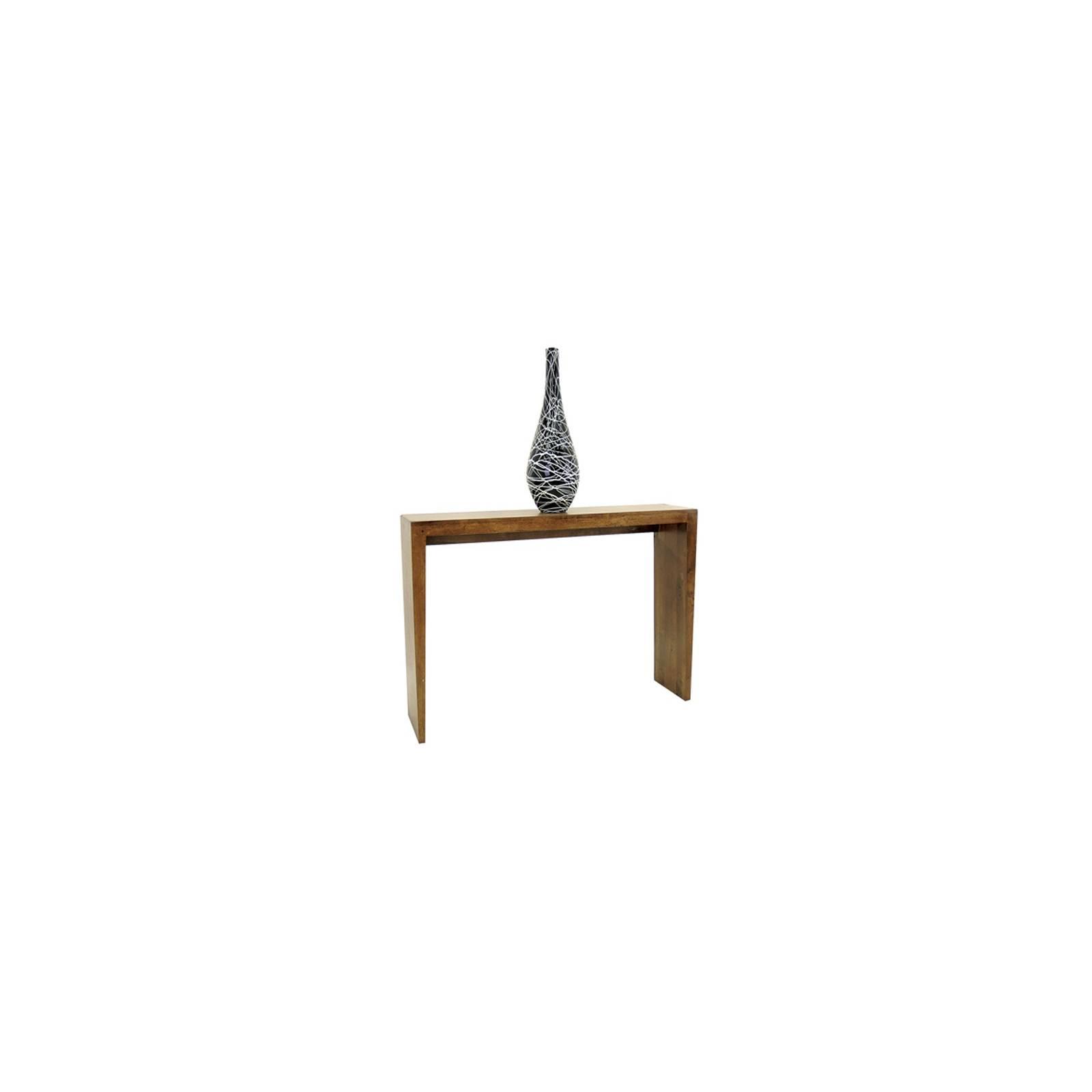 Console Home Omega Hévéa - meuble style design