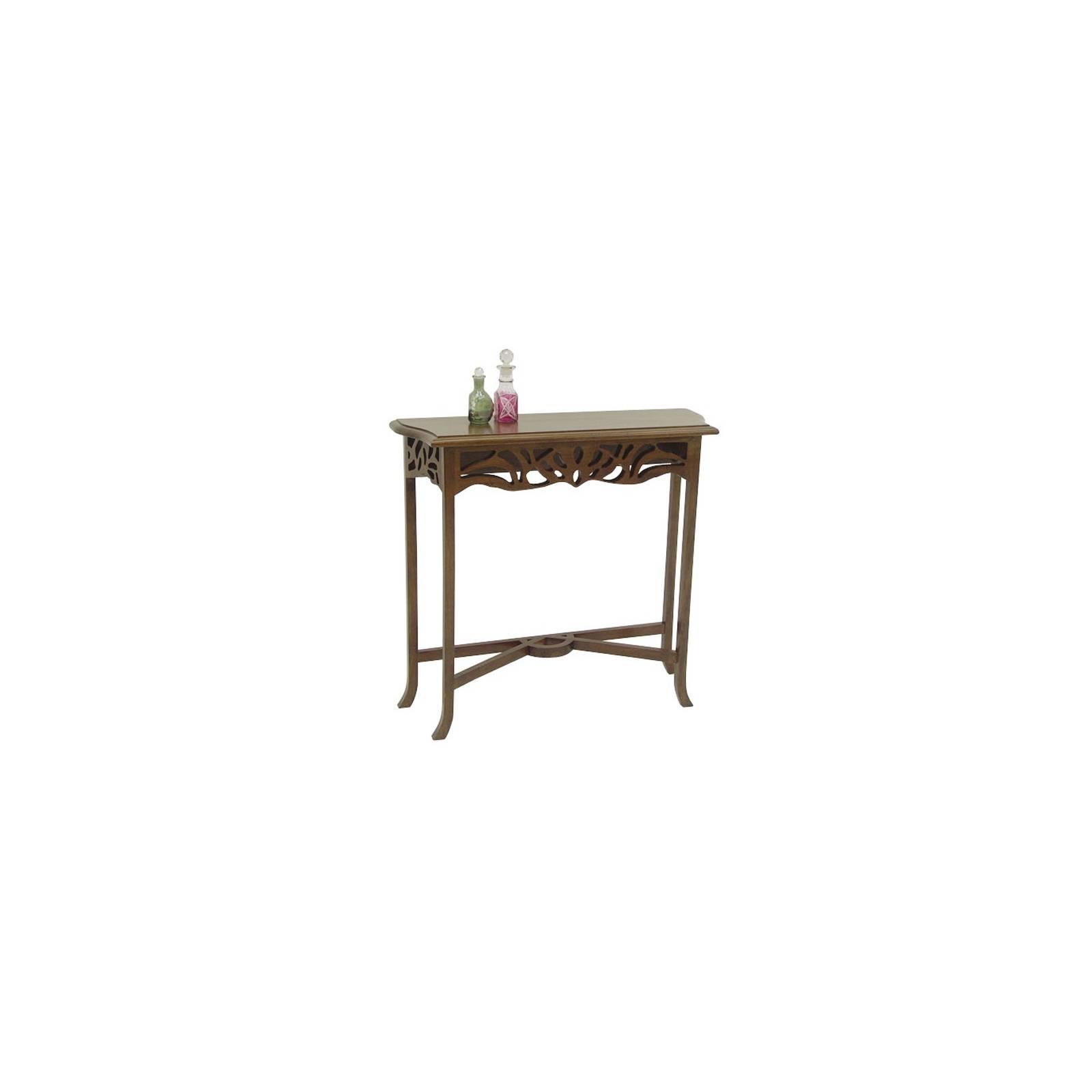 Console Déco Tradition Hévéa - meuble style classique