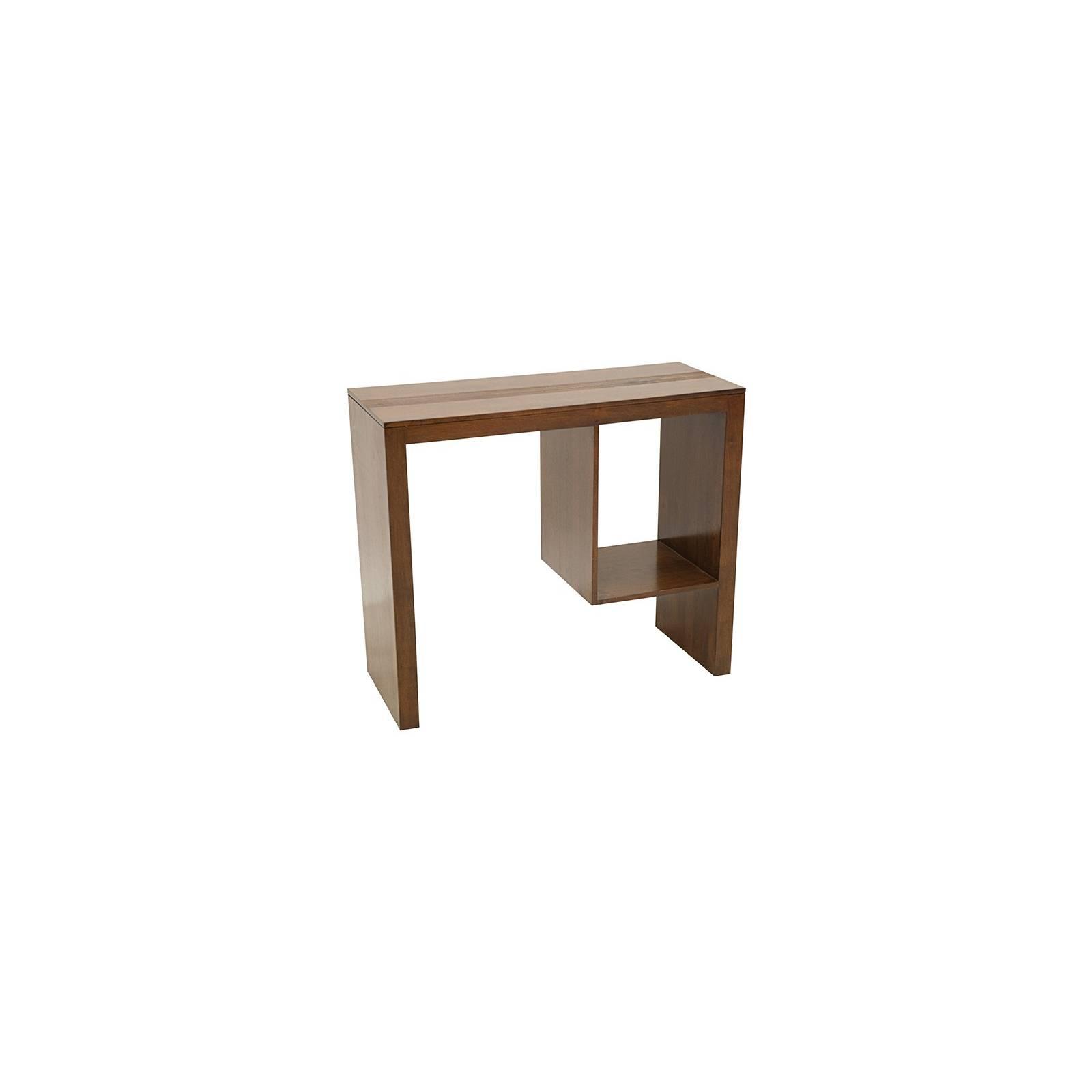 Console Design Siguiri Hévéa - meuble bois massif