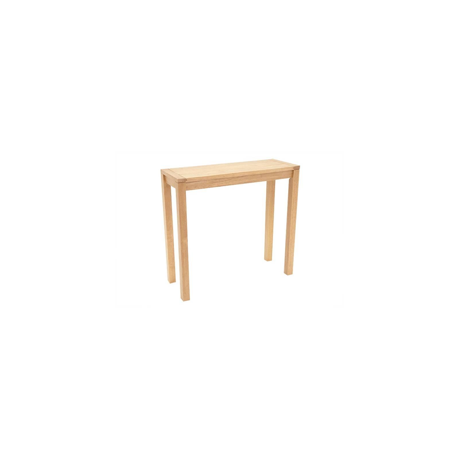 Console Petit Modèle Broadway Hévéa - meuble bois massif