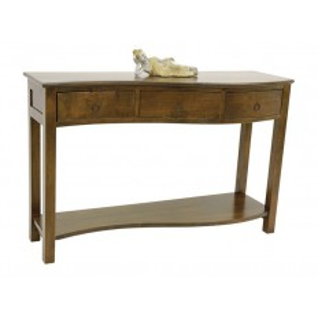Console Vague Oceania Hévéa - meuble style colonial