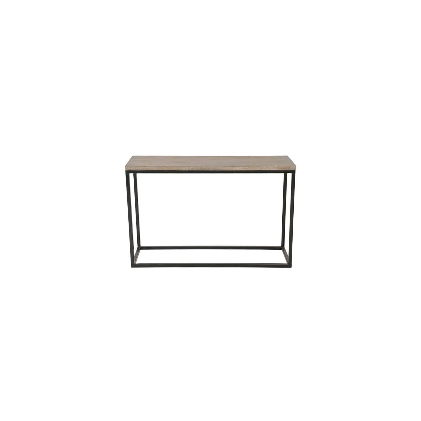 Console Vendôme Manguier - meuble classique