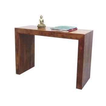 Console Zen Palissandre - meubles bois exotique