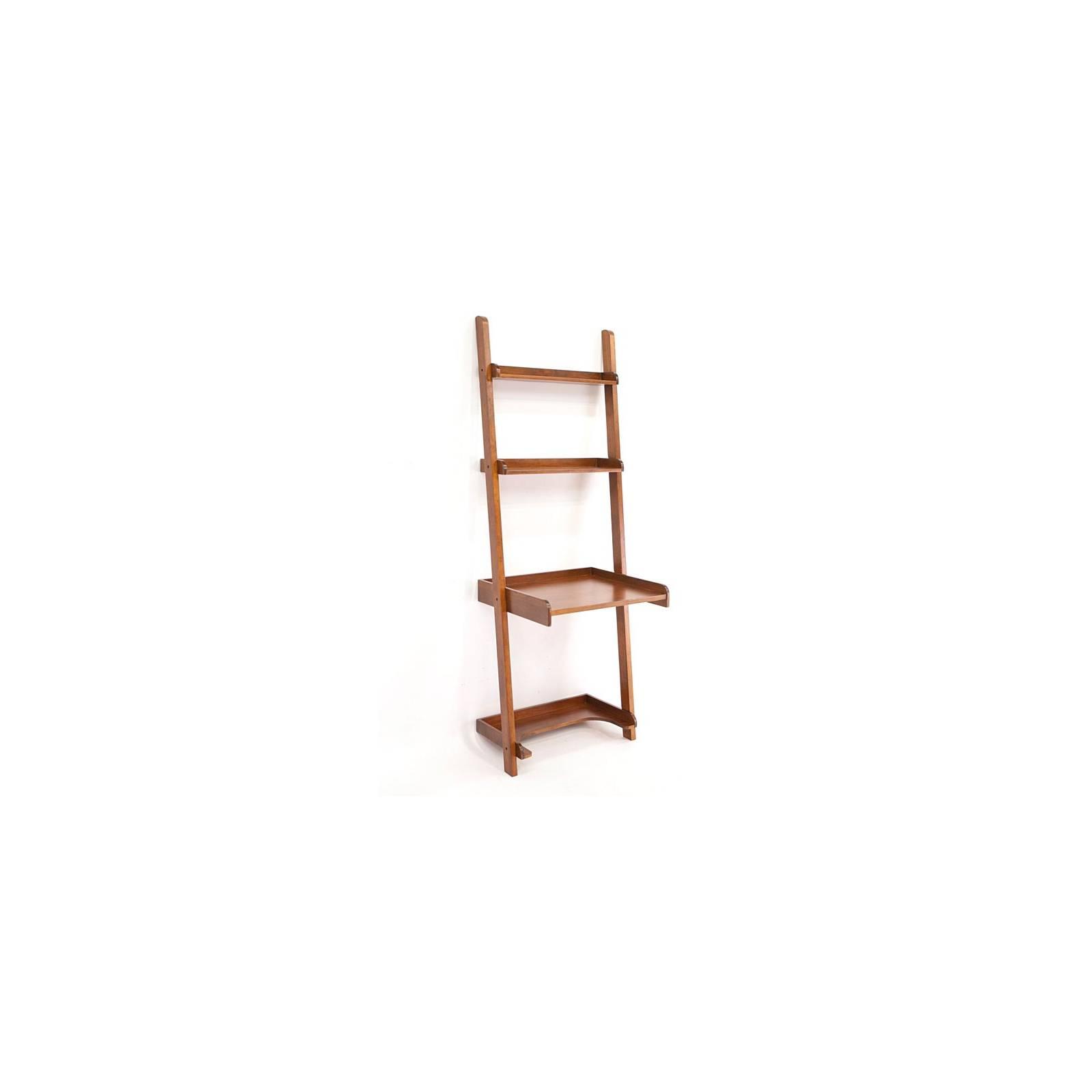 Etagère Bureau Tradition Hévéa - meuble style classique