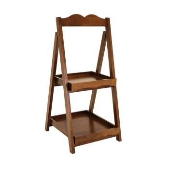 Etagère Pliante Tradition Hévéa - meuble style classique