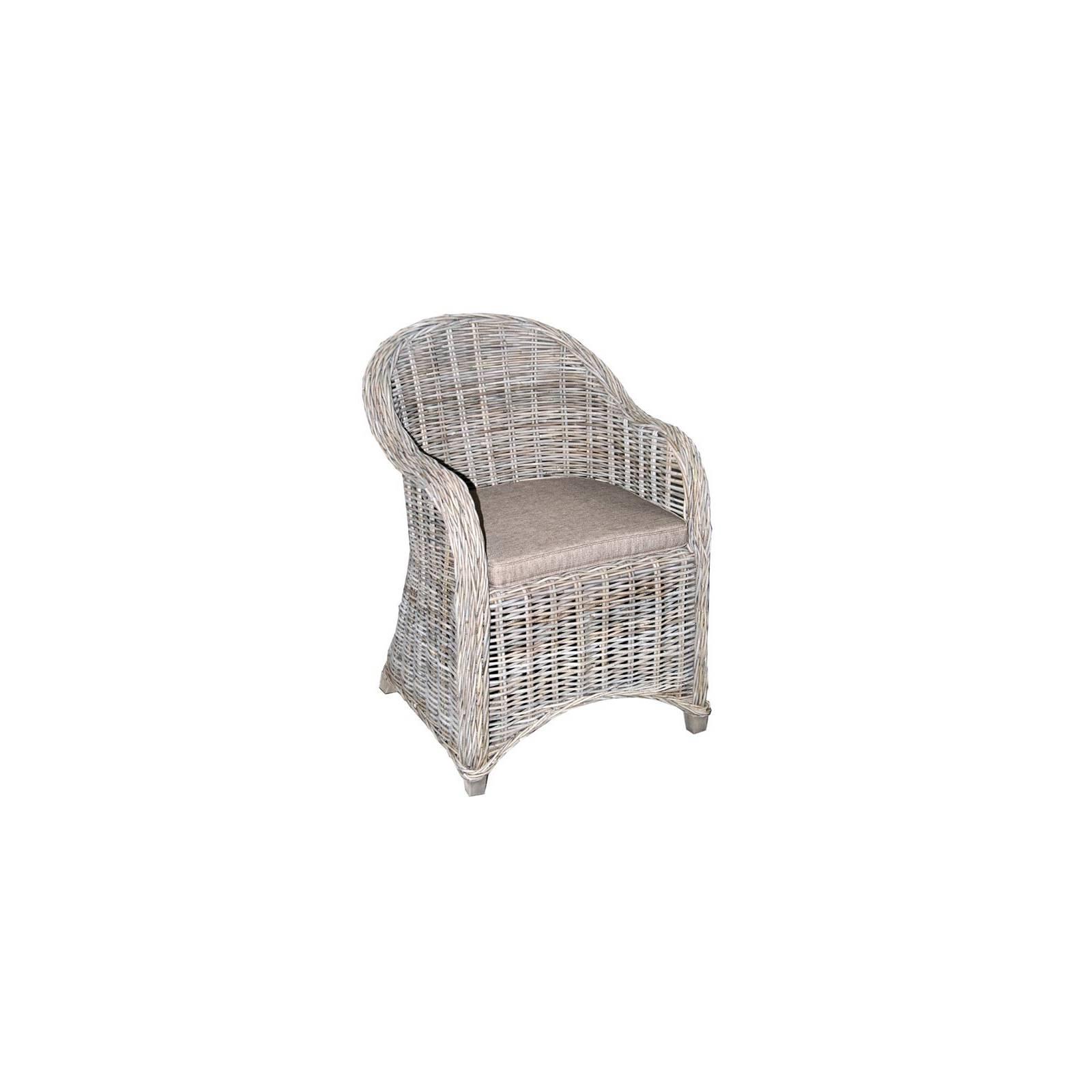 Fauteuil Carolina Kobo Rotin - fauteuils véranda