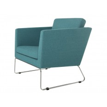 Fauteuil Clark Tissu - achat fauteuil