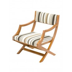 Fauteuil Colonial Teck