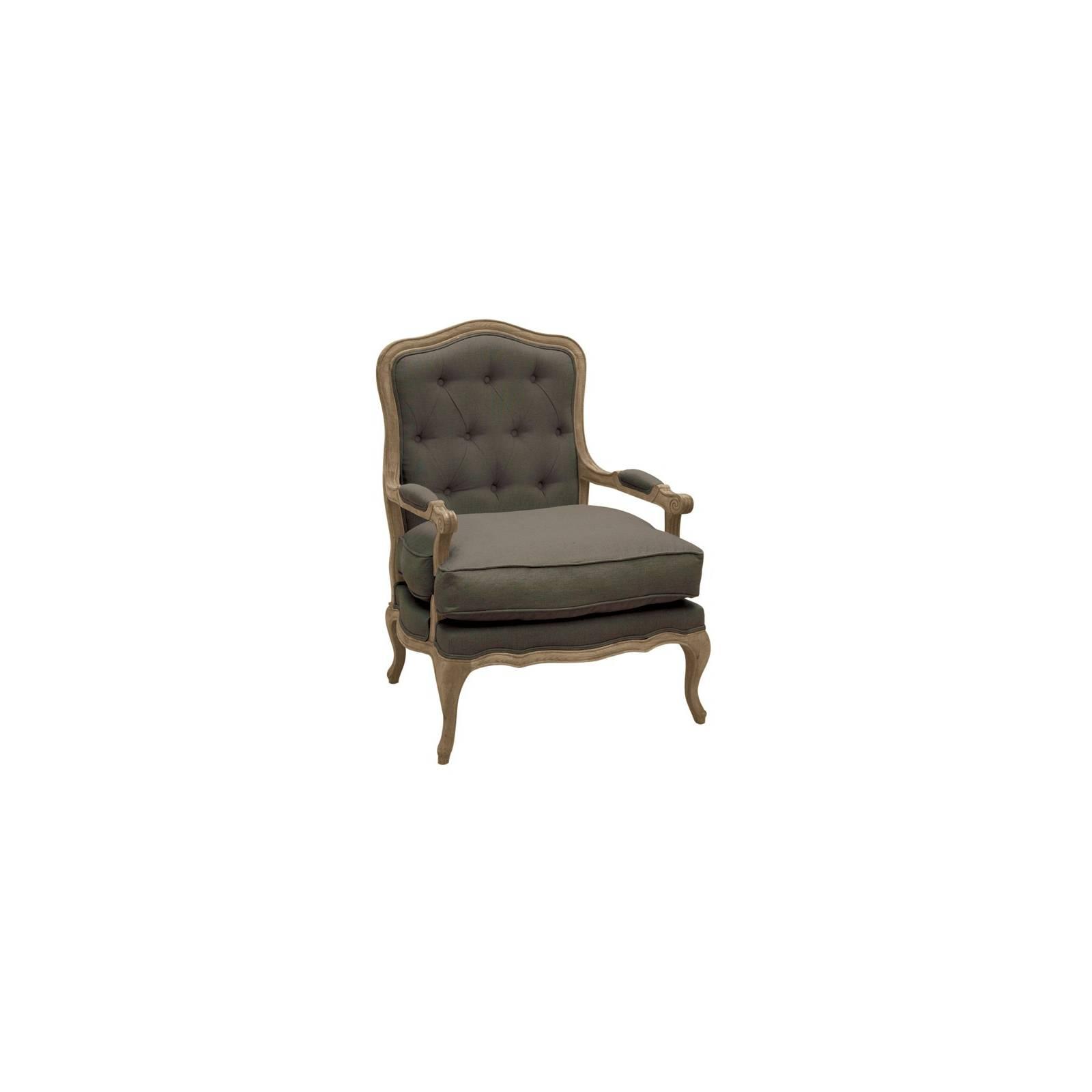 Fauteuil Louise Chêne - meuble bois massif