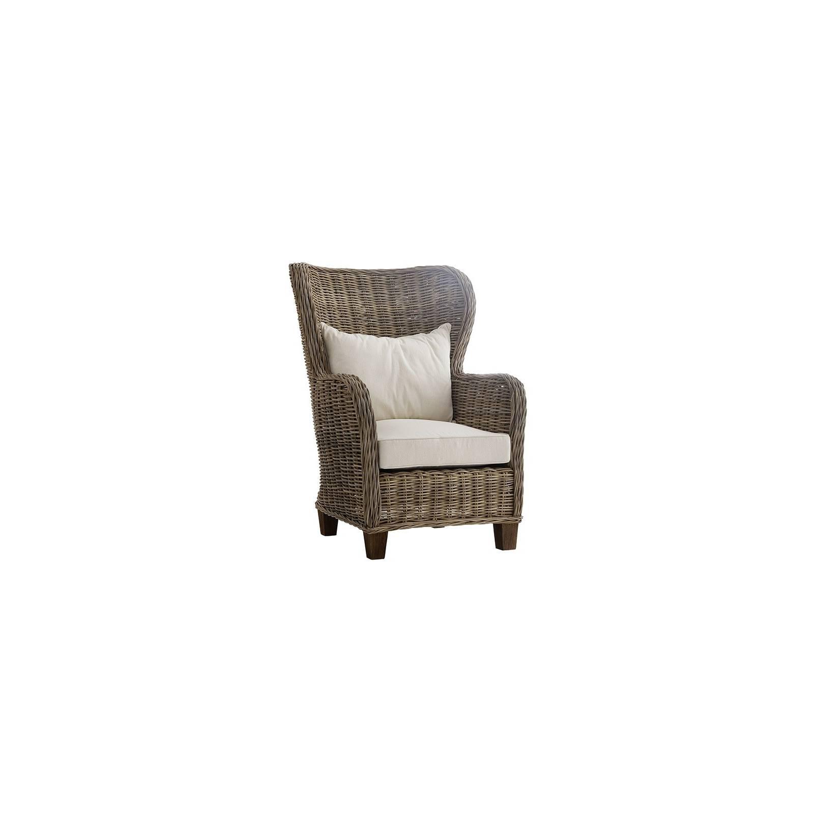 Fauteuil Majestic Kobo Rotin - fauteuil en rotin