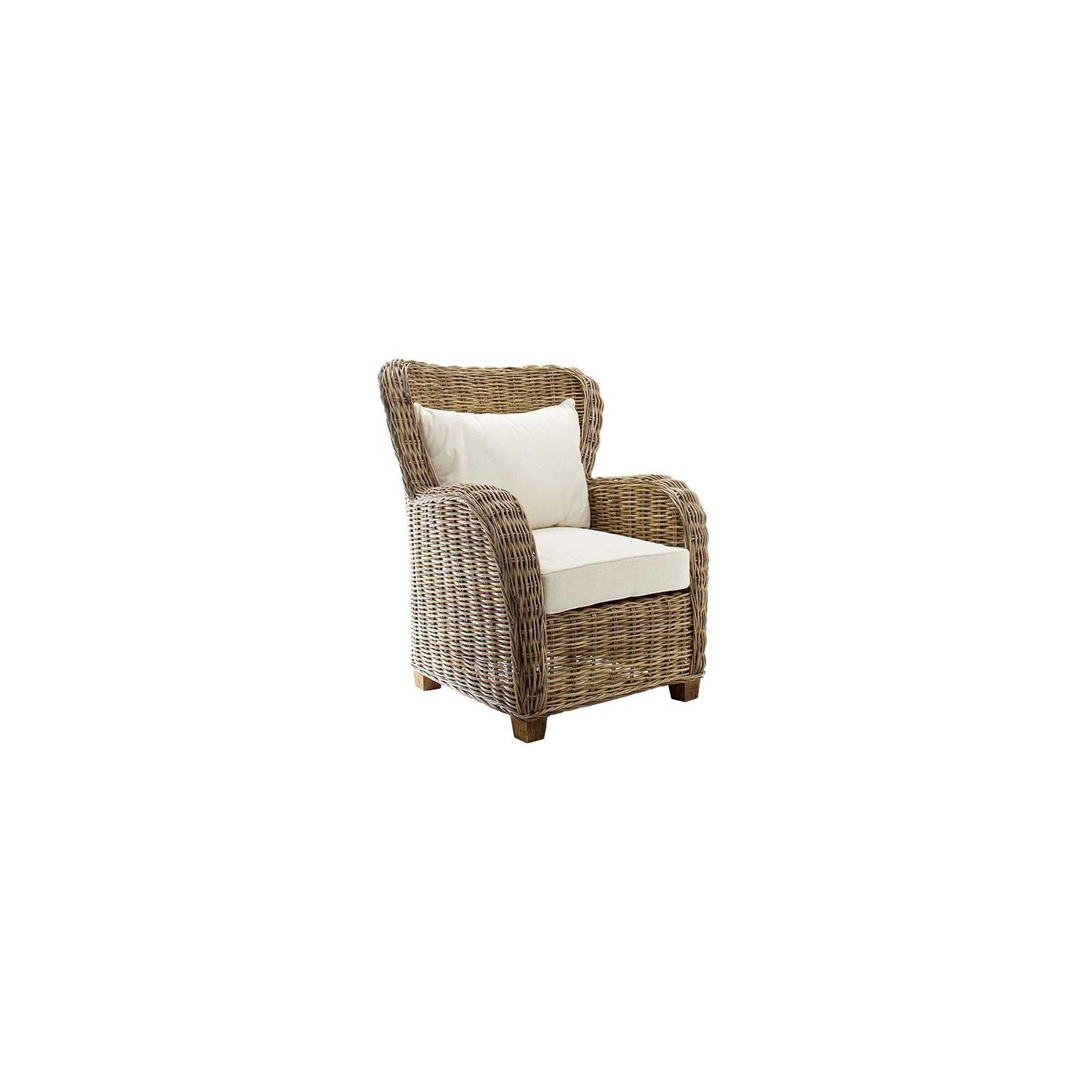 Fauteuil Relief Kobo Rotin - meuble haut de gamme