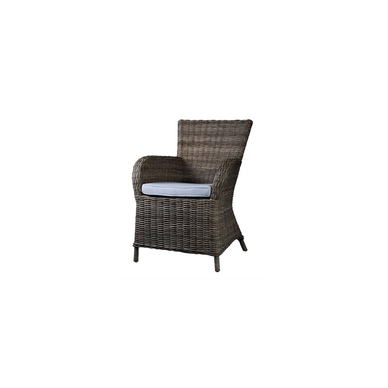 Fauteuil Rivage Kobo Rotin - meuble haut de gamme