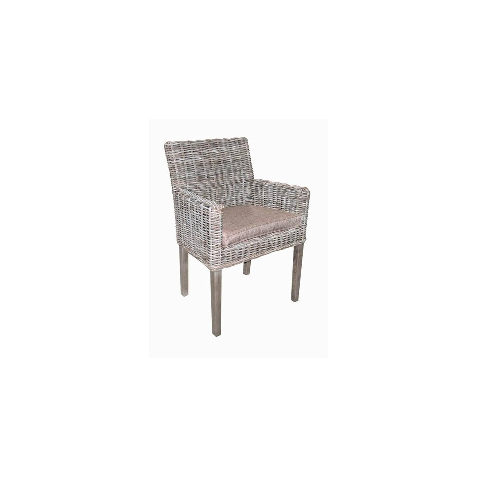 Fauteuil Sharon Kobo Rotin - meuble haut de gamme
