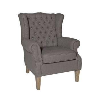 Fauteuil Windsor Tissu - achat fauteuils
