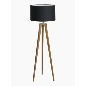 Lampadaire 57 Teck - meuble bois massif