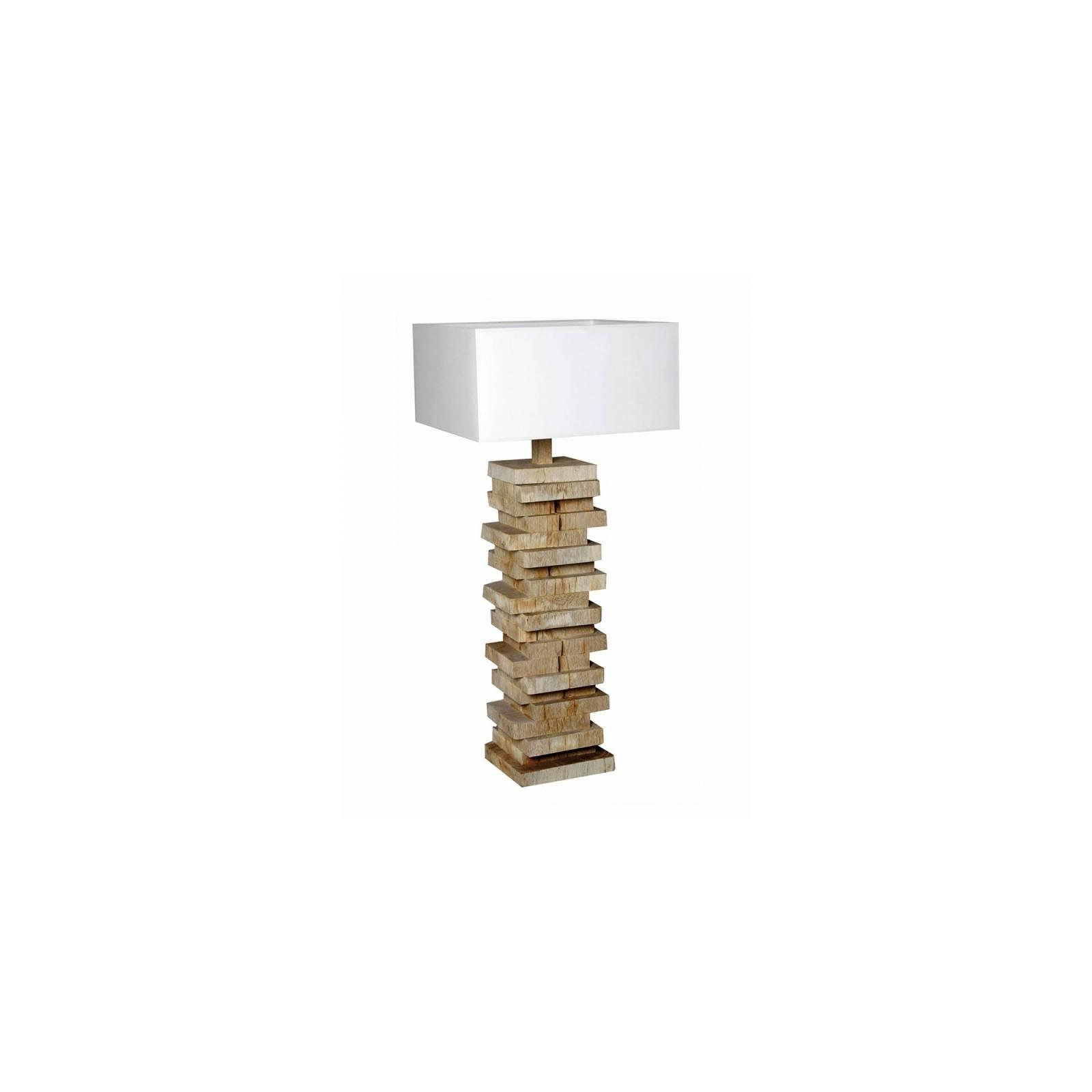 lampe en bois flott atalante achat de d co ethnique. Black Bedroom Furniture Sets. Home Design Ideas