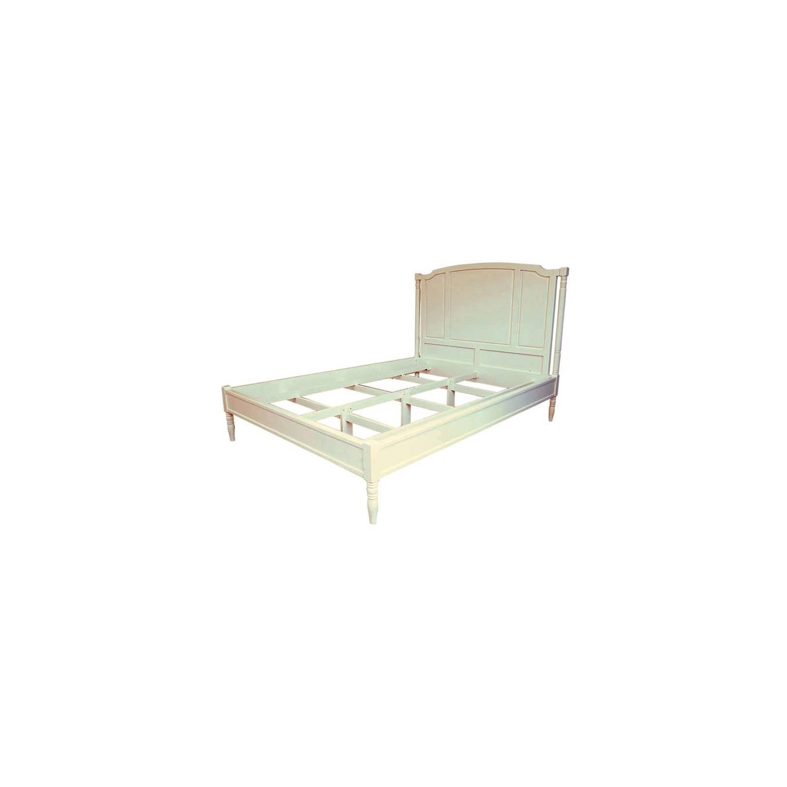Lit 140 Charme Hévéa - meuble style classique
