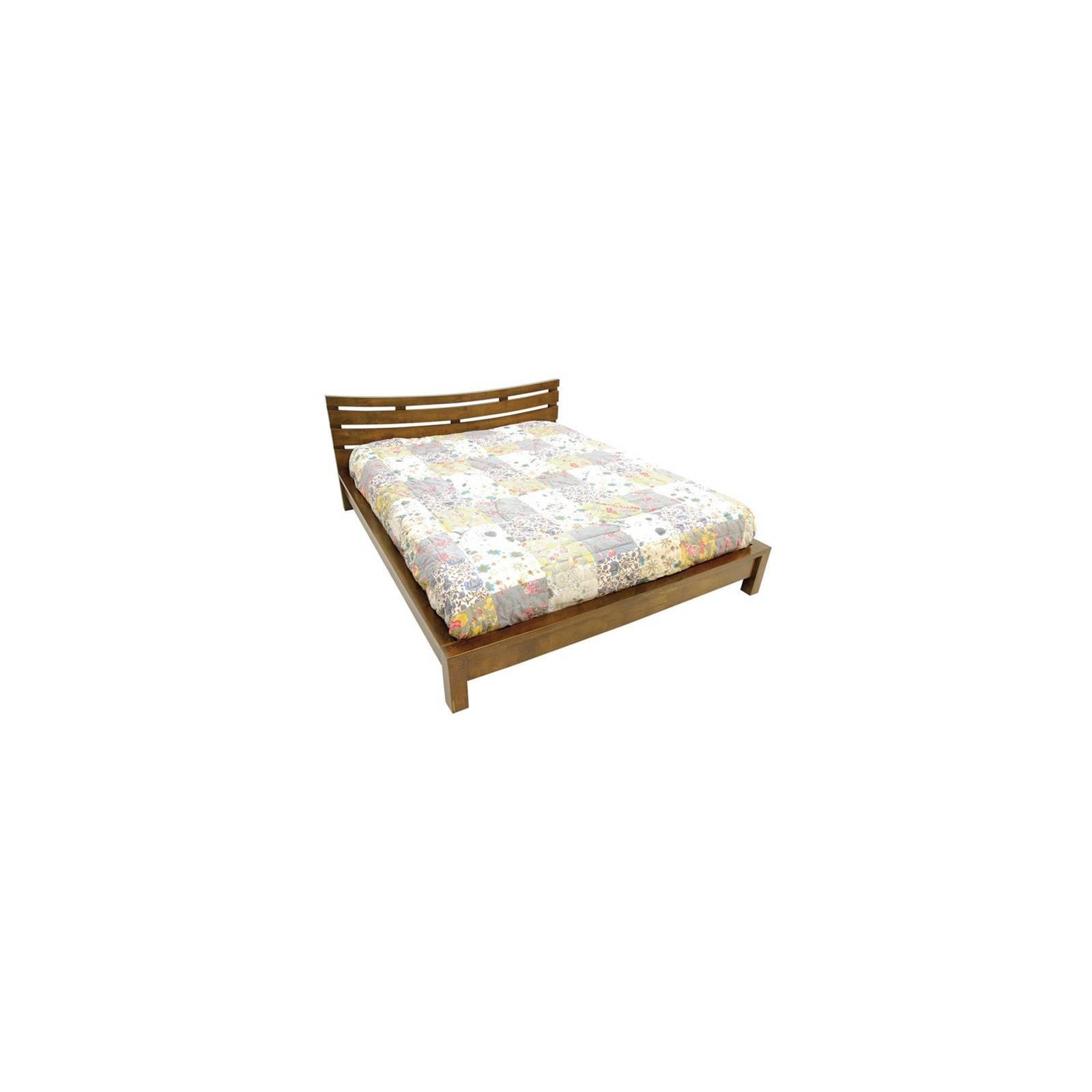 Lit 140 Horizon Hévéa - meuble style ethnique