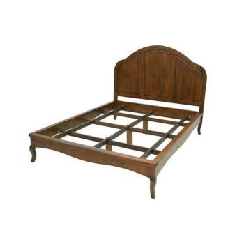 Lit 140 Romance Hévéa - meuble écologique