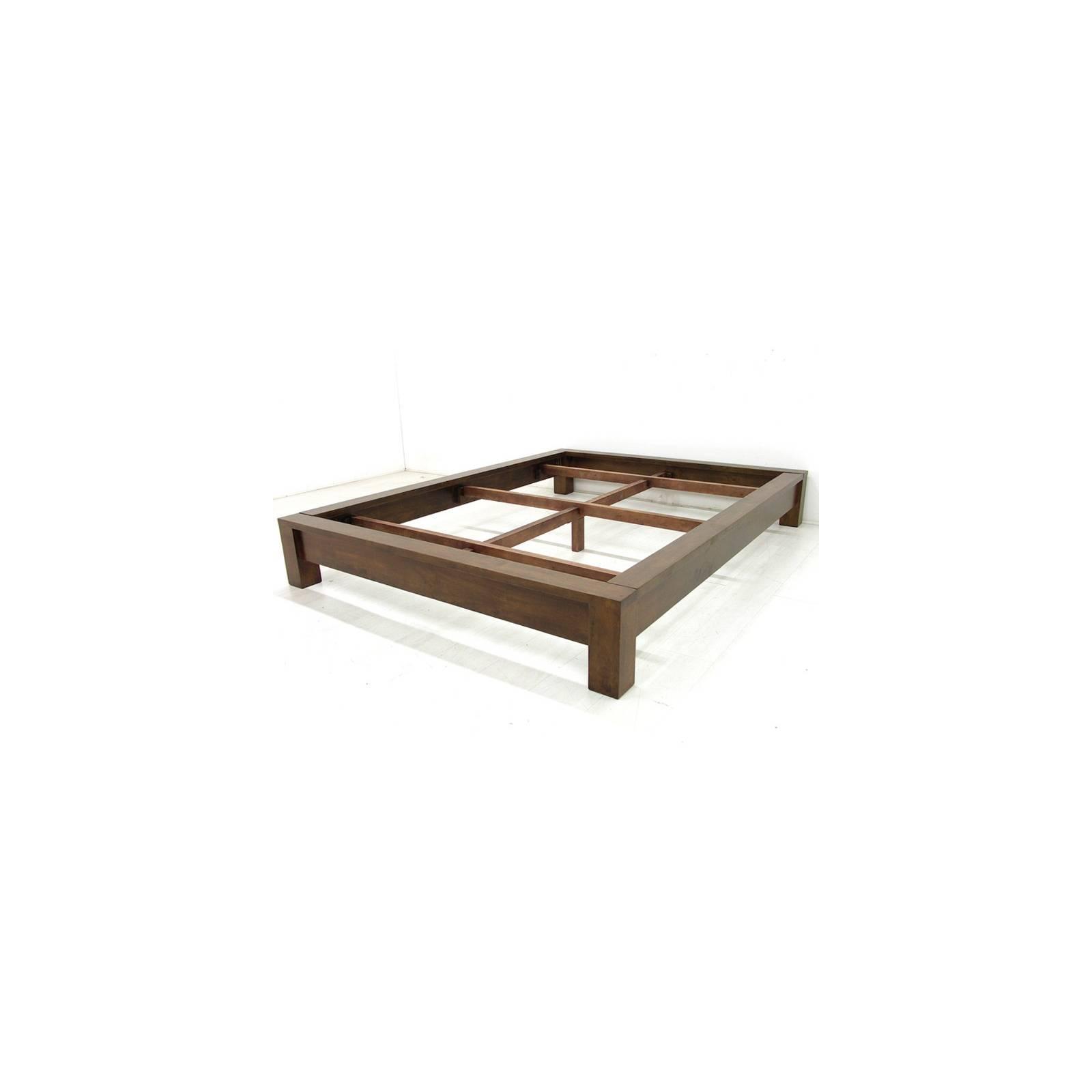 Lit 160 Omega Hévéa - meuble style design