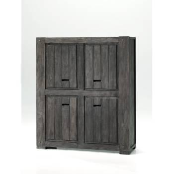 Meuble Bar Goa Manguier - achat meuble bois massif