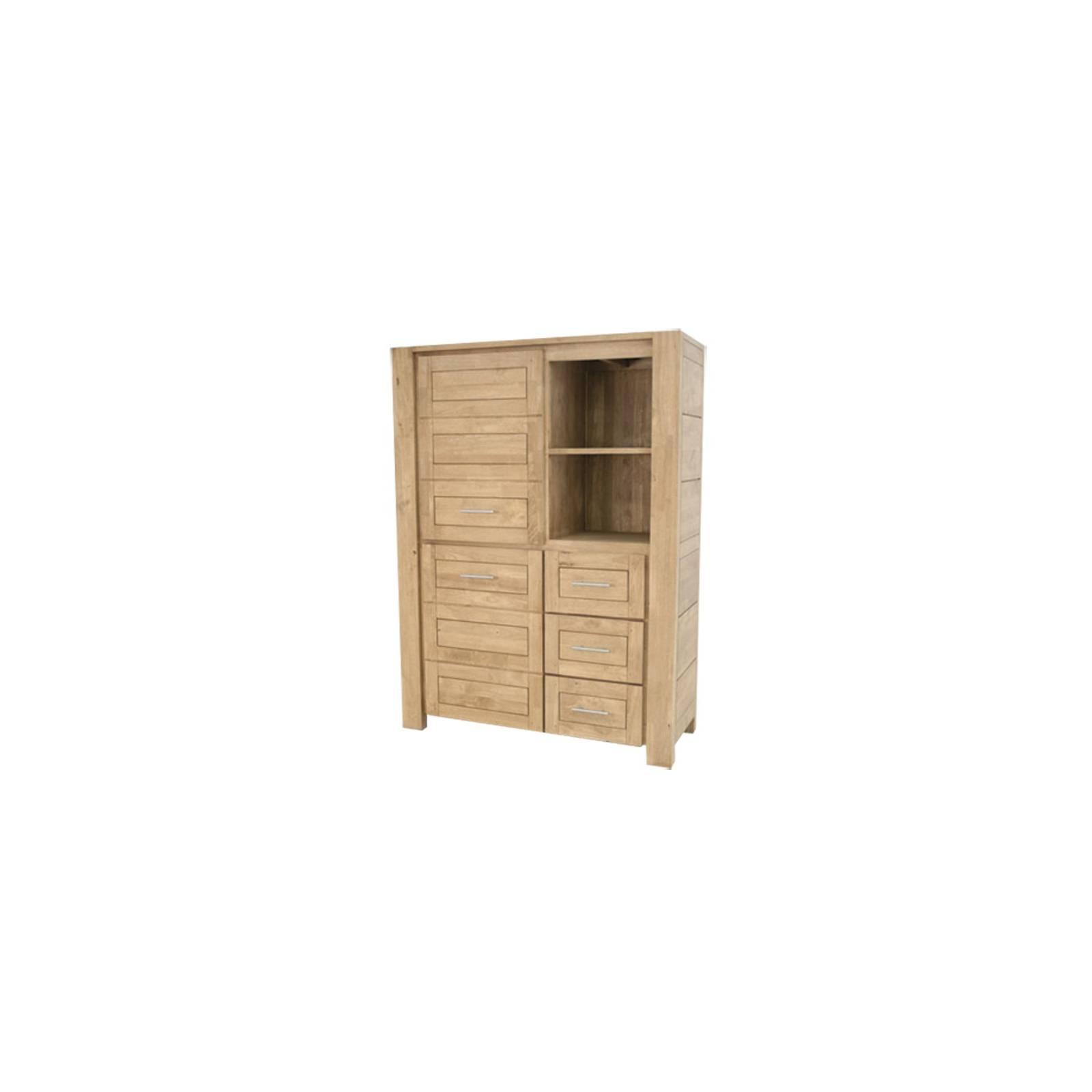 Meuble De Rangement Moka Hévéa - achat meubles
