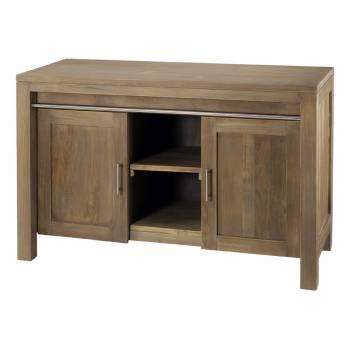 Meuble Salle De Bain Maestro Teck - meubles bois massif