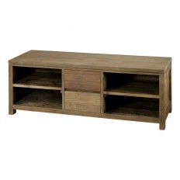 Meuble Tv 4 Maestro Teck - meubles bois massif