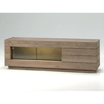 Meuble Tv Chenevert Chêne - mobilier bois massif