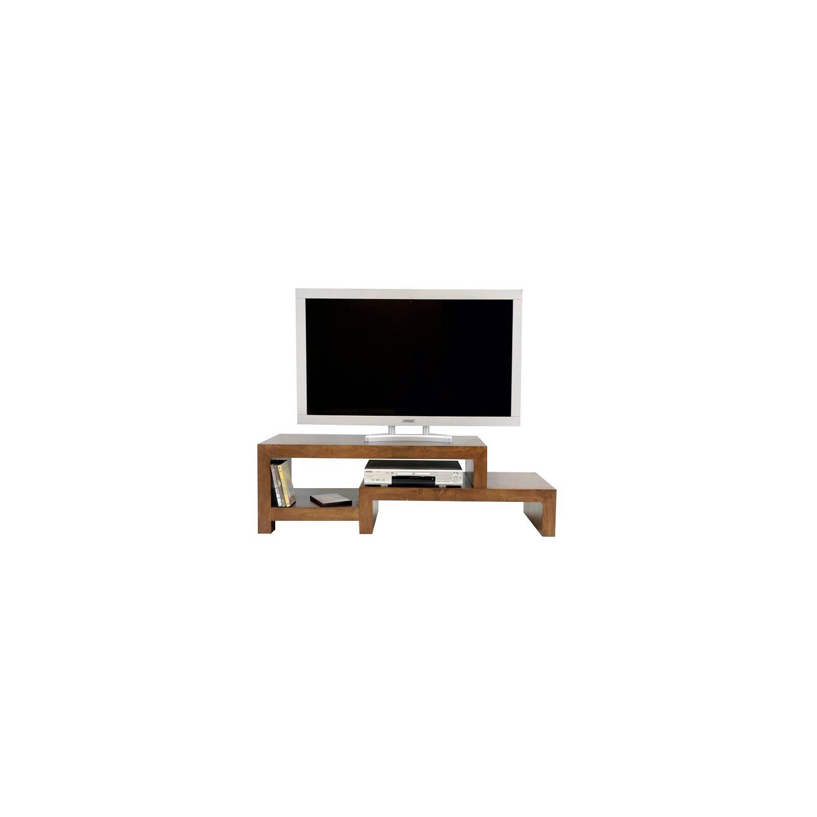 Meuble Tv Omega Hévéa - meuble style design