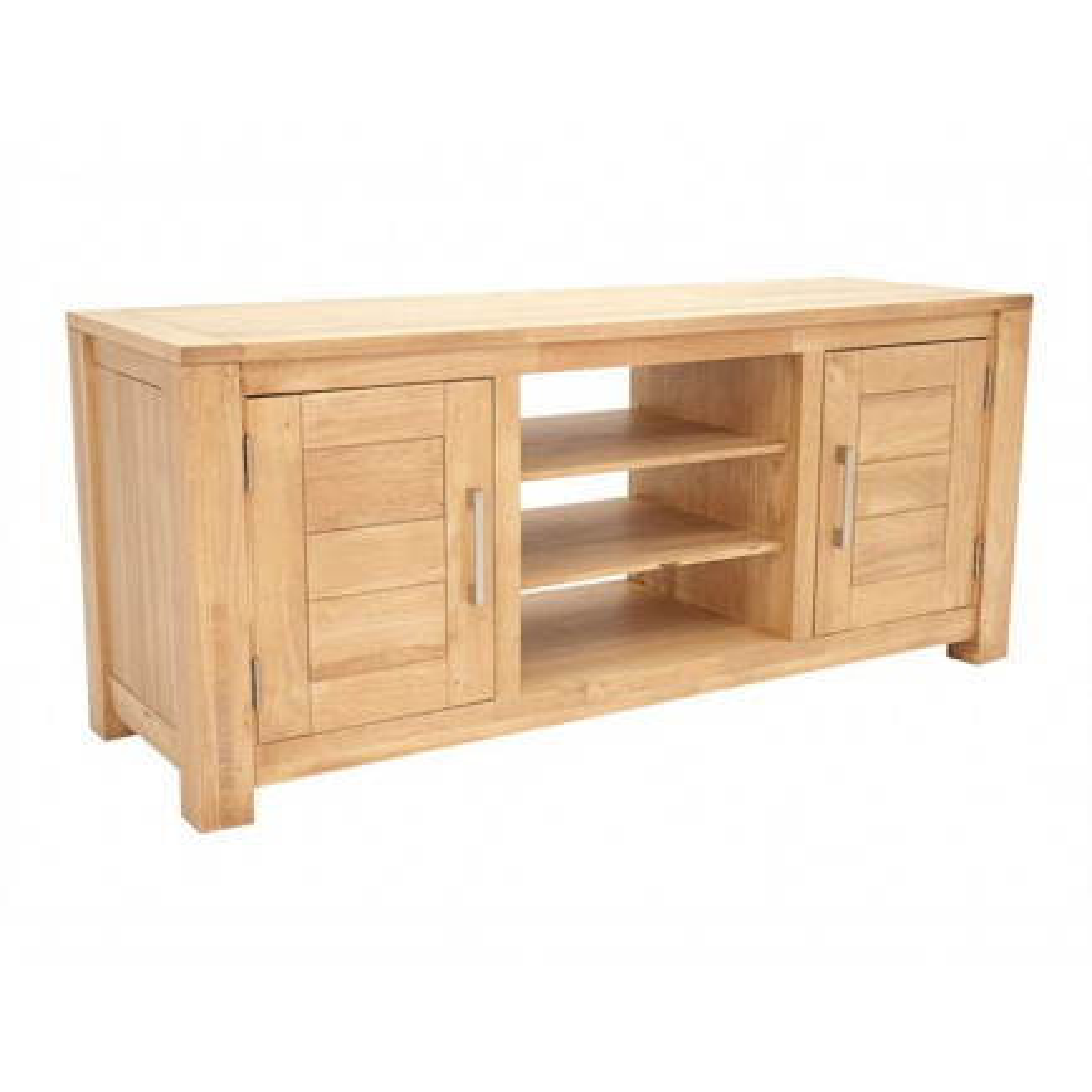 Meuble Tv Petit Modèle Broadway Hévéa - meuble bois massif