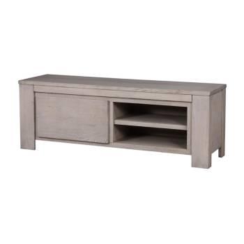Meuble Tv PM Milena Grigia Chêne - meuble style design