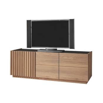Meuble Tv Real Chêne - meuble bois massif