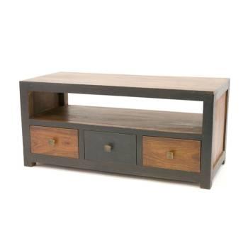 Meuble Tv Rome Palissandre - achat meuble de salon