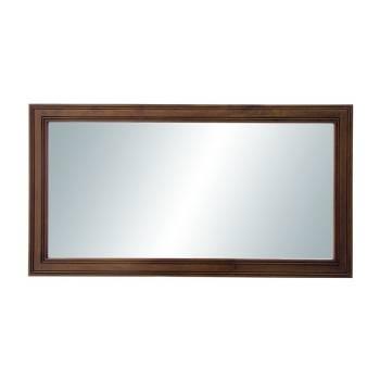 Miroir Belle Époque Hévéa