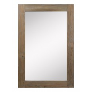 Miroir Maestro Teck - meubles bois massif