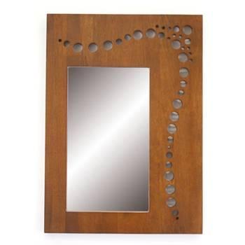 Miroir Rectangulaire Océania Hévéa