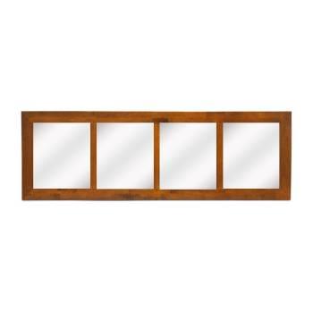 Miroir Classique Tradition Hévéa