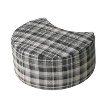 Pouf Mokka Vanilla Tissu - pouf design
