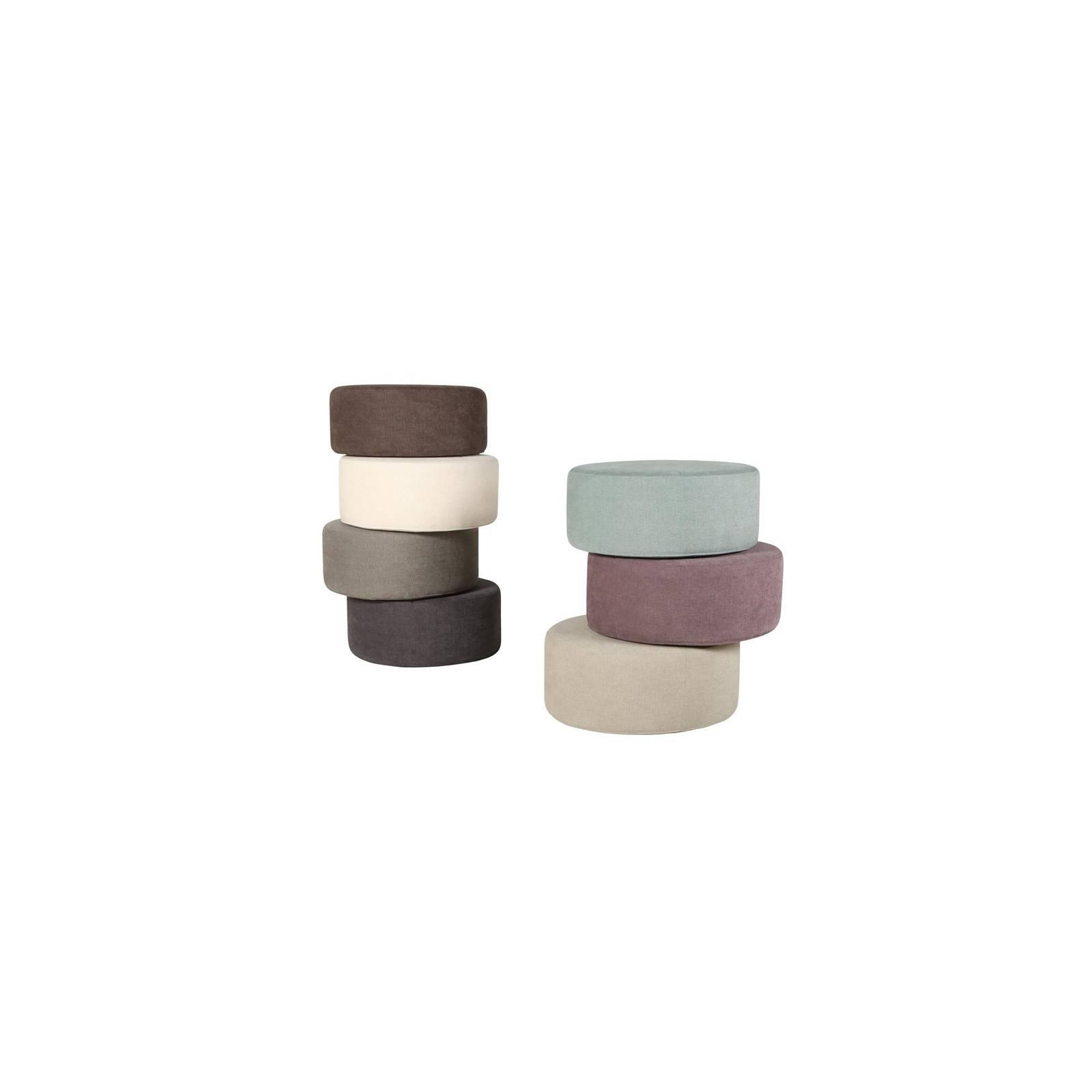 Pouf Pastel Circle - pouf rond