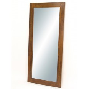 Miroir rectangulaire Tradition Hévéa
