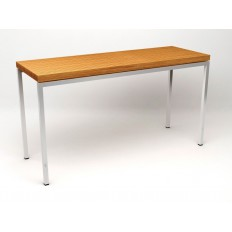 Table Bar GM Lechio Teck - meuble de jardin