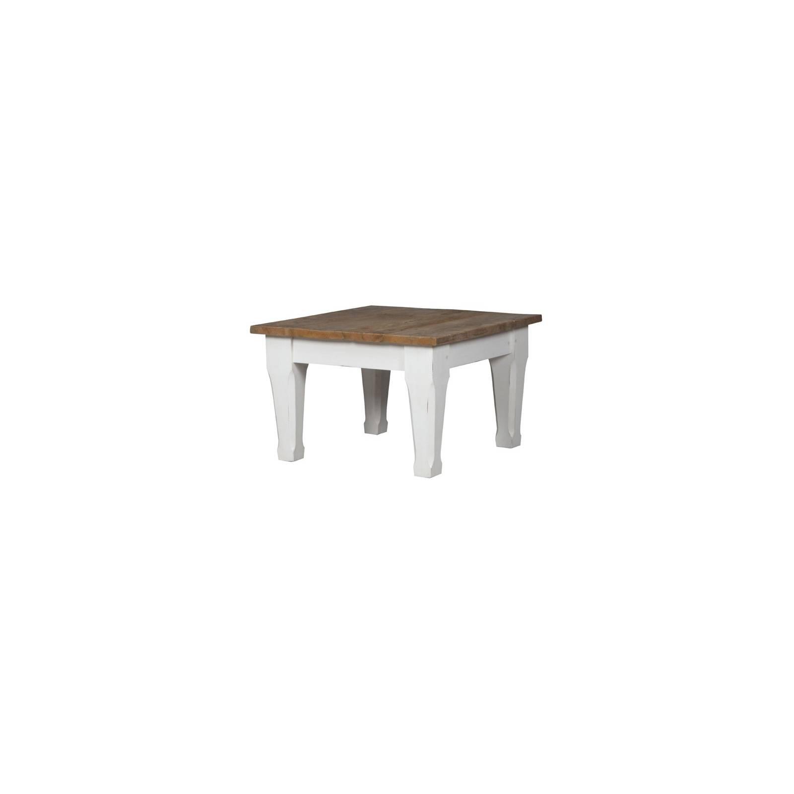 Table Basse Carrée Olimpia Teck - meuble teck massif