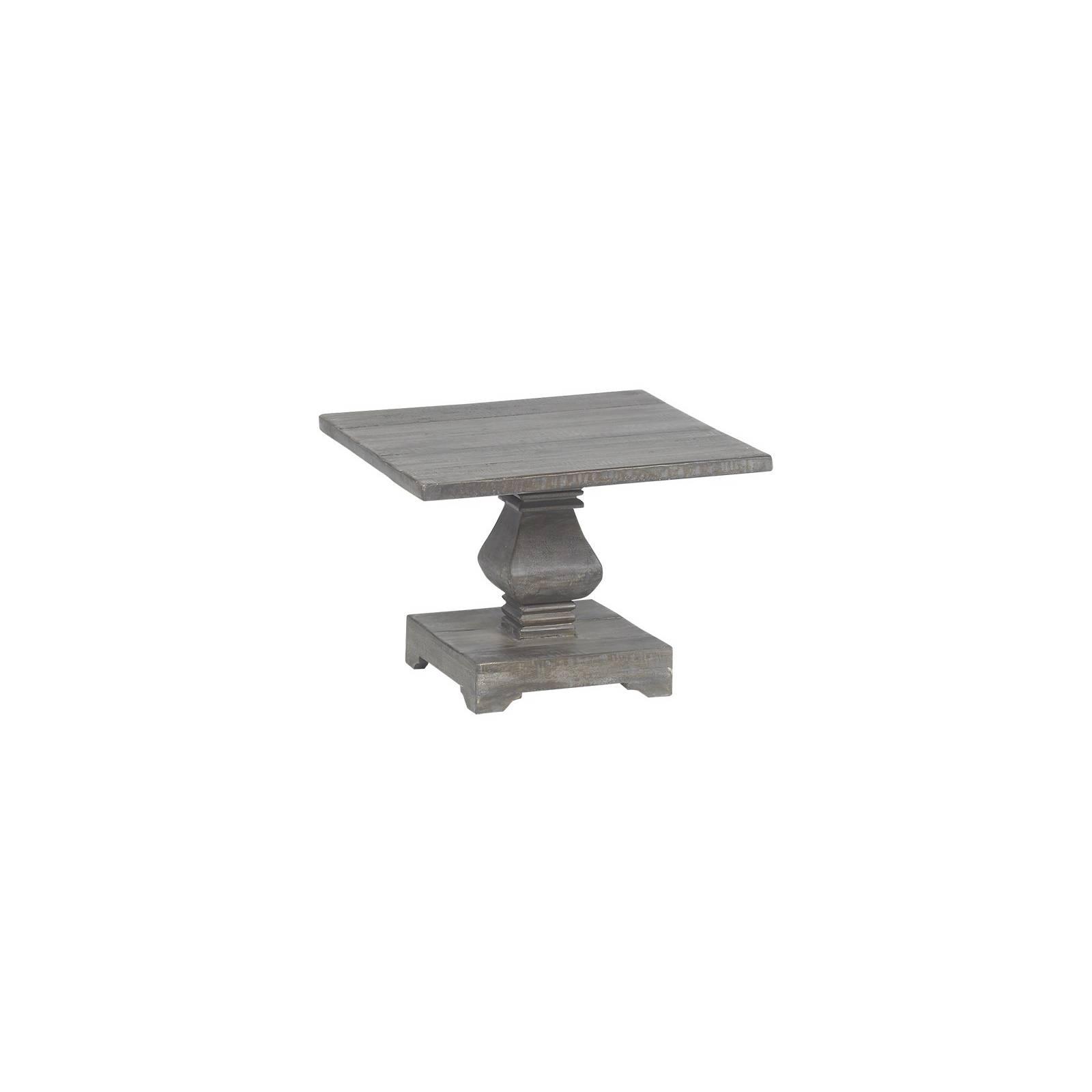 Table Basse Carrée Vendôme Manguier - meuble classique