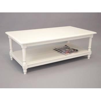 Table Basse Charme Hévéa