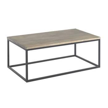 Table Basse Fer Forgé Vendôme Manguier