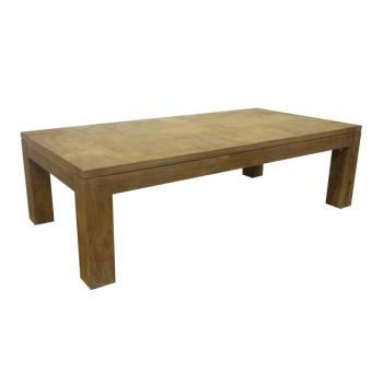 Table Basse Monaco Teck - meuble style ethnique