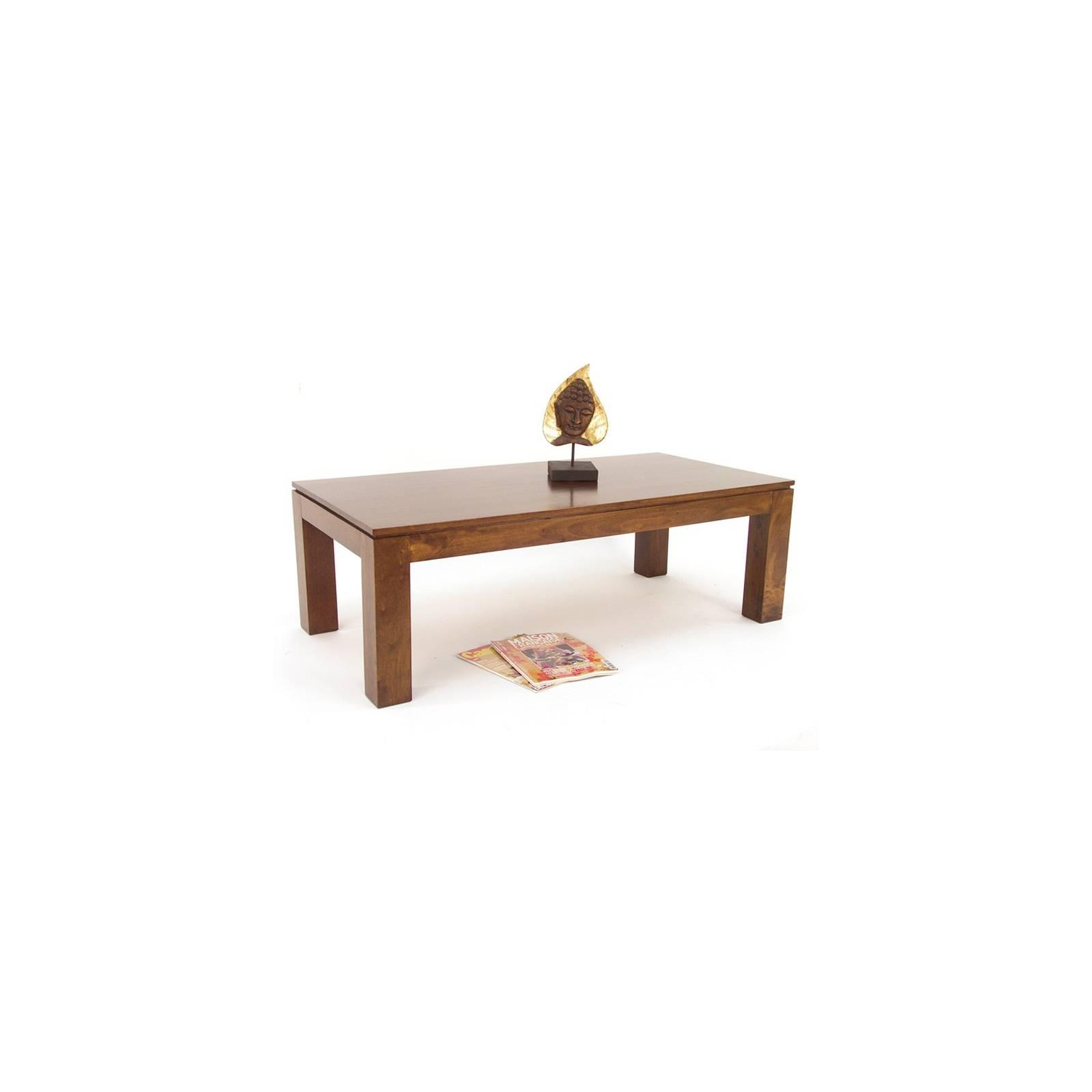 Table Basse Montréal Hévéa - meuble écologiques