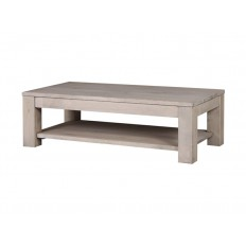 Table Basse Rectangulaire Milena Grigia Chêne - meuble style design
